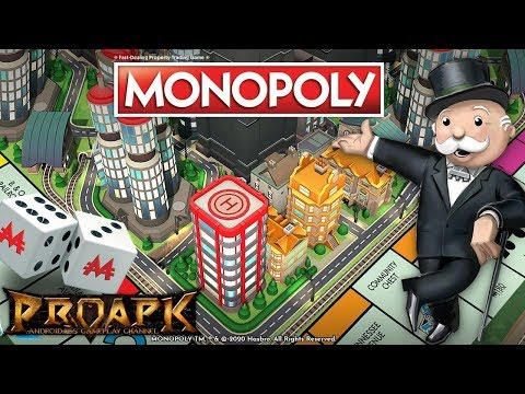 Monopoly Mobile Gameplay Android / IOS (Version 2019)