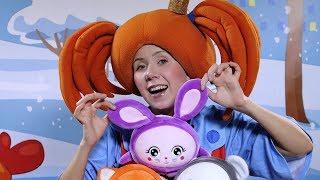 Поиграйка с Царевной - Мягкие игрушки Squishimals - Играем со зверятами