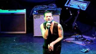 Dave Gahan (Depeche Mode) Love Will Tear Us Apart - Joy Division Cover @ Club Nokia