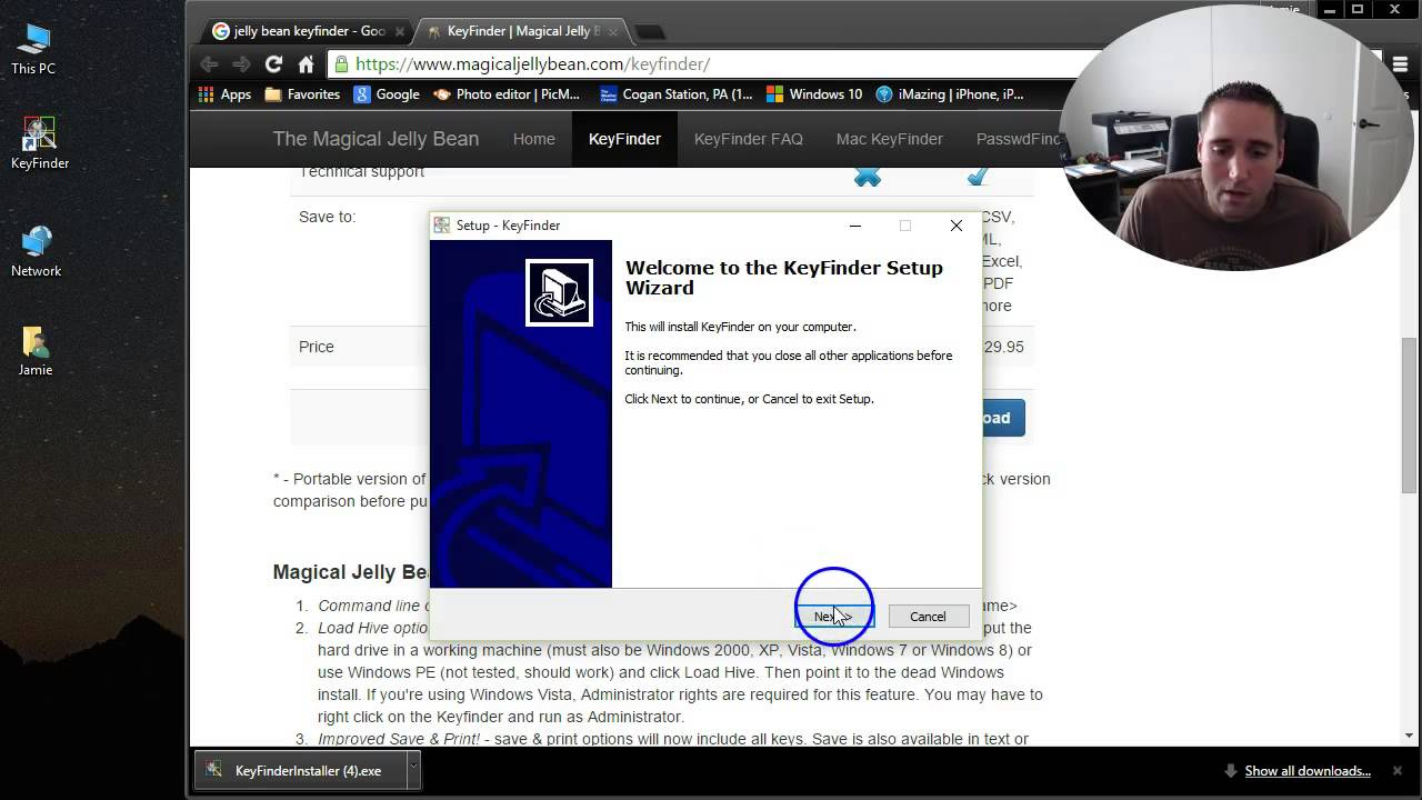 How To Find Windows 10 Product Key/CD Key After Upgrade On ...