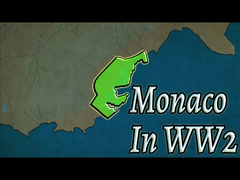 Neutral Nations of World War 2: Monaco