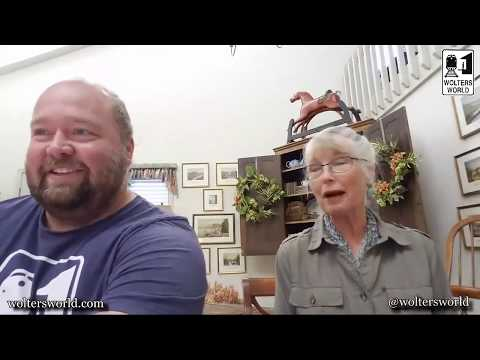 YouTube Live: Travel Advice for Retirees & Baby Boomers