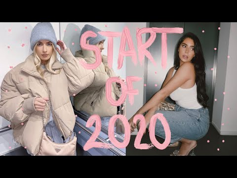 OUR FIRST COUPLE DAYS OF JANUARY!   VLOG   Sophia and Cinzia   ad