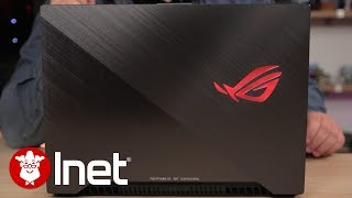 ASUS nya monsterlaptop är här - ROG STRIX SCAR II