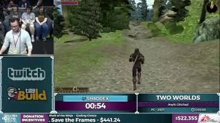 Two Worlds By Shaddex In 2:26 - Sgdq 2016 - Part 125