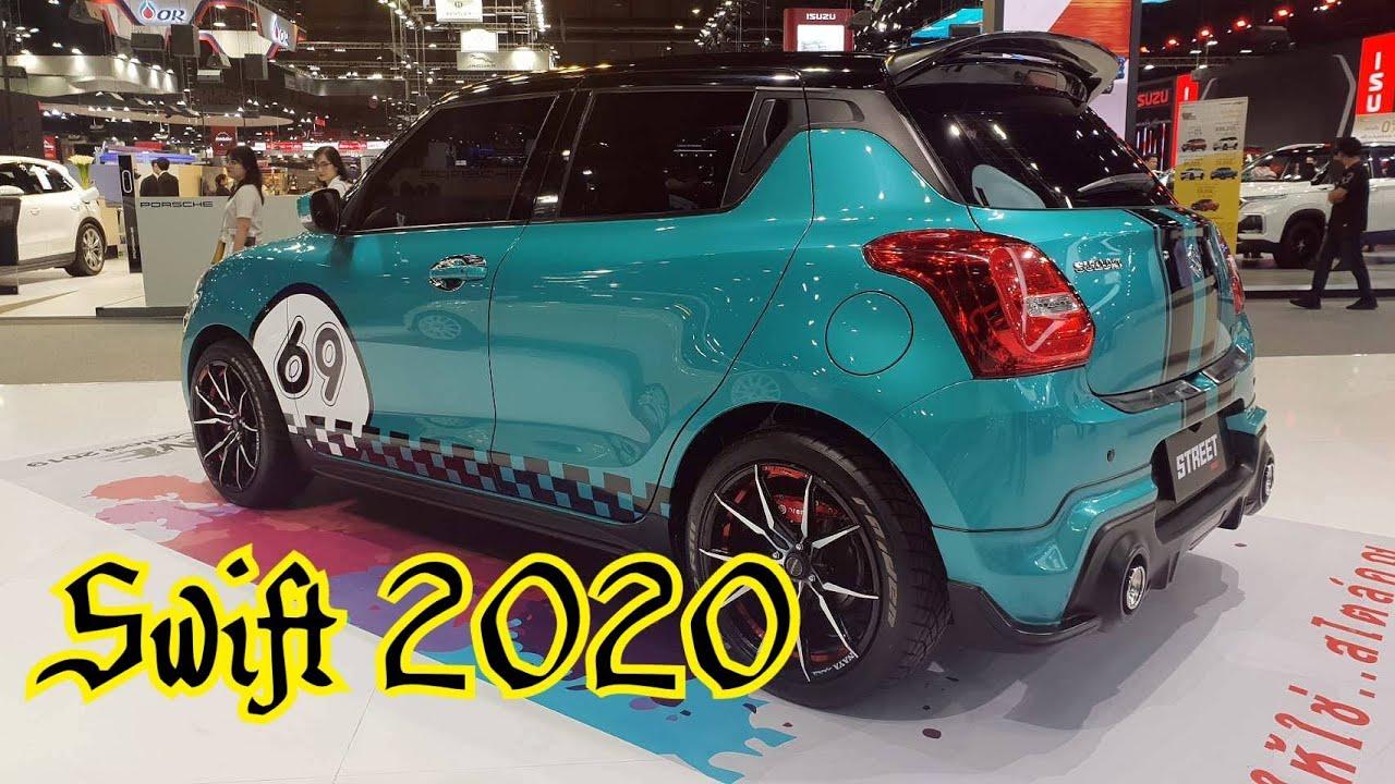 Suzuki Swift 2020 แต่งสวย ใครอยากมีแบบเข้ามาดูเลย : เที่ยว ตาม ใจ EP.131