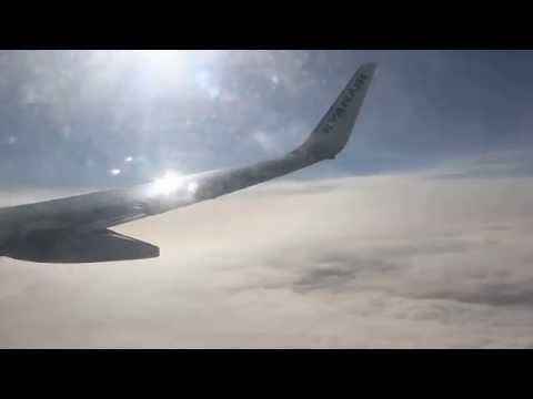 Travelling with Ryanair going to Rome from Stansted