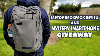 Timbuk2 Command Backpack Review + Smartphone GIVEAWAY!