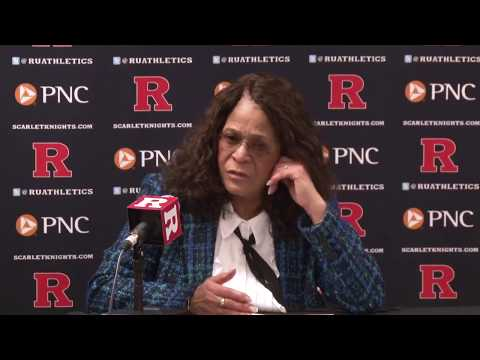 Women's Basketball Postgame Press Conference - Illinois