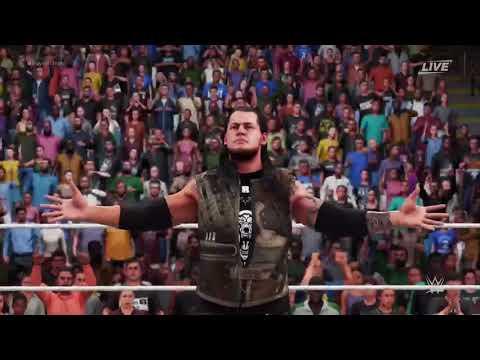 Royal Rumble 2018 Preshow präsentiert von Outlook
