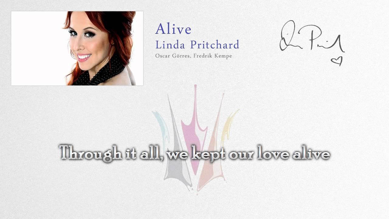 Linda Pritchard - Alive - Live Melodifestivalen 2011 - YouTube