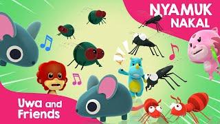 Si Nyamuk Nakal - Lagu Anak Populer 90an