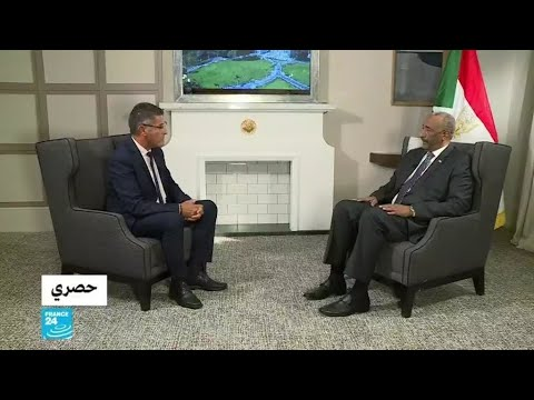 عبد الفتاح البرهان: التطبيع مع إسرائيل ليست له علاقة بحق الفلسطينيين بإقامة دولتهم  - نشر قبل 26 دقيقة
