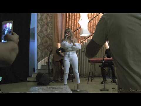 Pia Toscano - Acoustic Set - Pepsi 1893 Suite Sessions - Caesar's Palace 7/1/17
