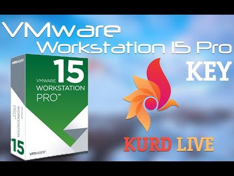 VMware Workstation 15 Pro Crack Key