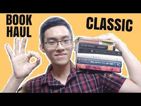 Những sách kinh điển mình muốn đọc trong 2021   BOOK HAUL