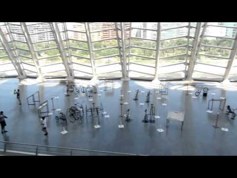 BICILETAS ANTIGUAS EN EL MUSEO DE LAS CIENCIAS PRÍNCIPE FELIPE