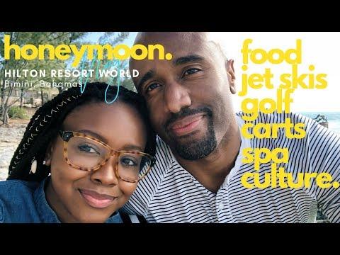 Honeymoon Recap: Hilton Resort World Bimini, Bahamas Review