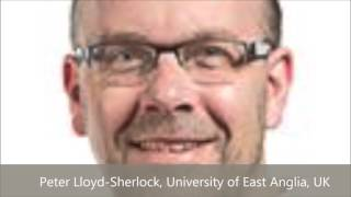 10 minutes with ILPN: Professor Peter Lloyd-Sherlock, UEA