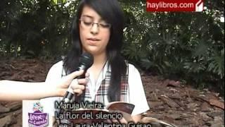 Maruja Vieira - La flor del silencio