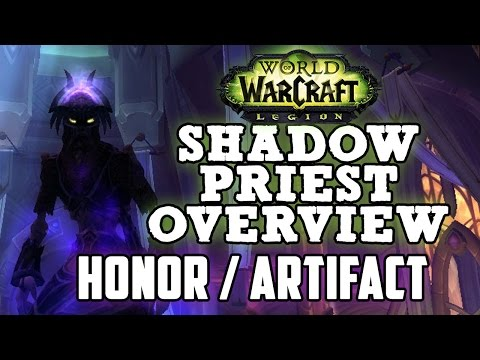 Legion Alpha | 110 Shadow Priest Overview | Part 2