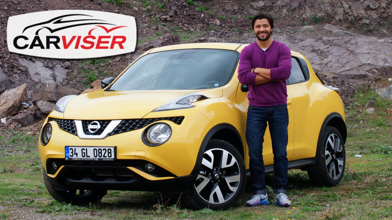 nissan juke test sürüşü - review (english subtitled) - youtube