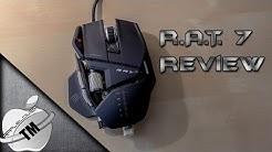 Die beste Gaming Maus? R.A.T. 7 Review (German) - AppleLover TM