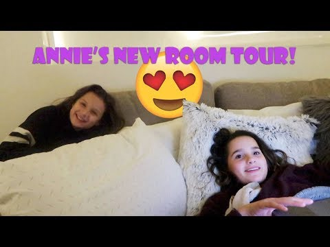 Annie's New Room Tour 😍 (WK 364.4) | Bratayley