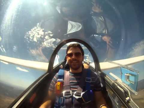 My First Lesson in Glider Aerobatics