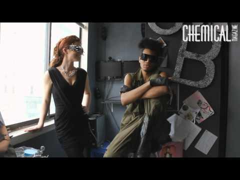 Chemical Magazine - Stevie Boi Interview Part 2