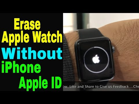How to disconnect apple watch bluetooth from iphone