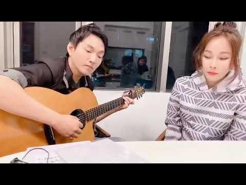 溫嵐+盧家宏 夏天的風 吉他版