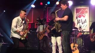 Video Karena Ku Tahu Engkau Begitu - Danny Lerman with Andre Hehanussa at Java Jazz 2016 download MP3, 3GP, MP4, WEBM, AVI, FLV Januari 2018