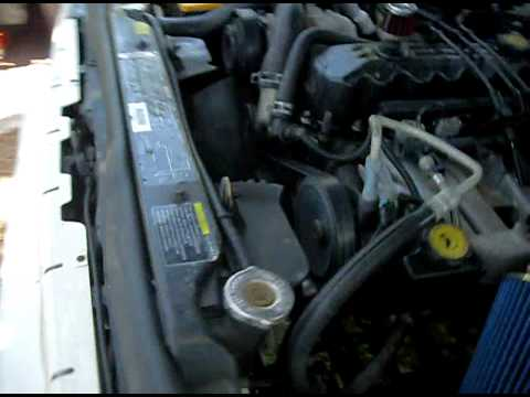 1996 Jeep Grand Cherokee Limited Fuse Box Jeep Stalling And Not Starting Problem 4 0 1996 Youtube