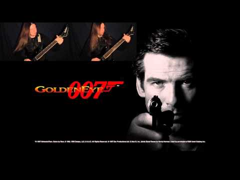 GoldenEye N64 Intro Theme (Cover)