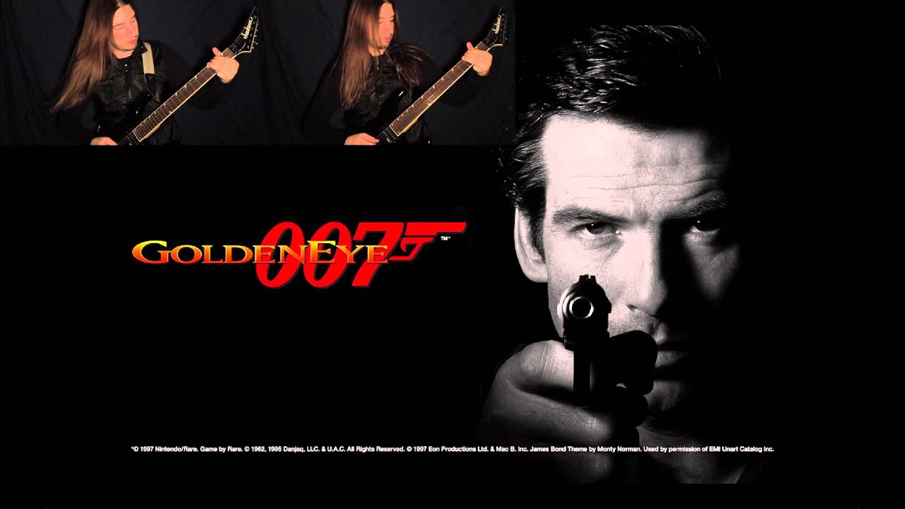 Goldeneye 007 Watch Theme Remix By Jashan Pause Screen ...