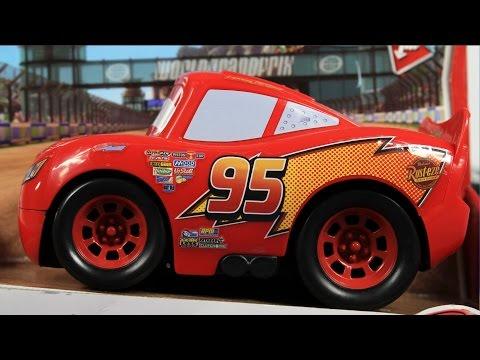 Funny Talkers Lightning McQueen / Zabawny Gaduła Zygzak McQueen - Cars / Auta - Mattel
