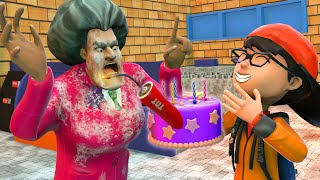 Scary Teacher 3D - Nick the Best of Naughty Boy with Miss T, Francis - BuzzFamily