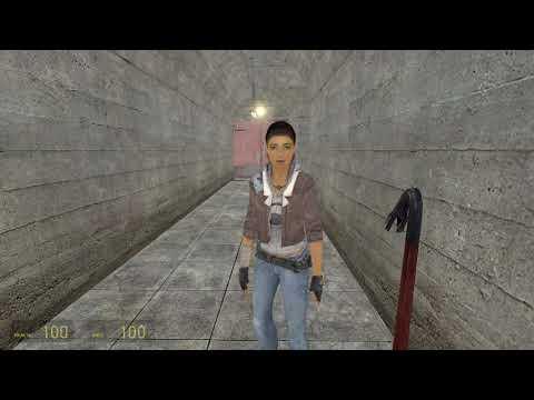Half-Life 2 Playthrough. Episode #10: Eli's Lab