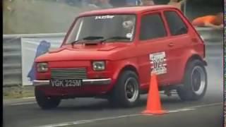 Fiat 126 Bis Drag Car