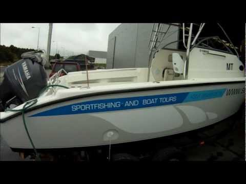 azores sportfishing, boat and off-road tours