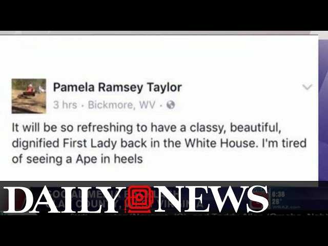 West Virginia Mayor & Ex Non Profit Boss Under Fire For Ape In Heels' Comment