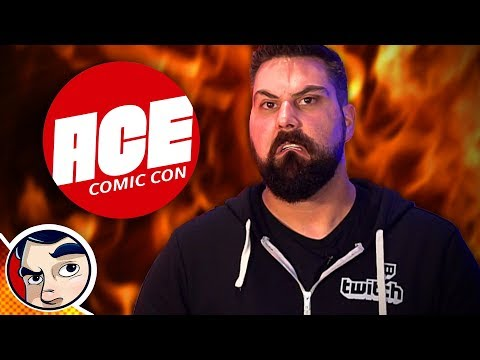 Ace Comic Con Scammed Me? - Storytime | Comicstorian