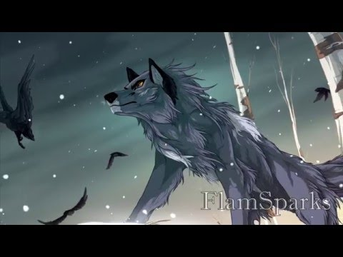 anime wolves heroes