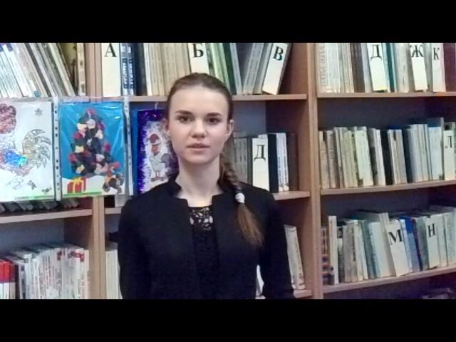 Изображение предпросмотра прочтения – ДаринаПетрова читает произведение «Властителям и судьям» Г.Р.Державина