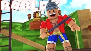 NEW LIFE OF PIRATE l Blox Piece Roblox