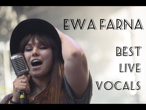 Ewa Farna - Best live Vocals