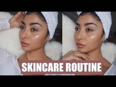 HOW TO GET CLEAR SKIN: My Skincare Routine 2017 I Nina Vee