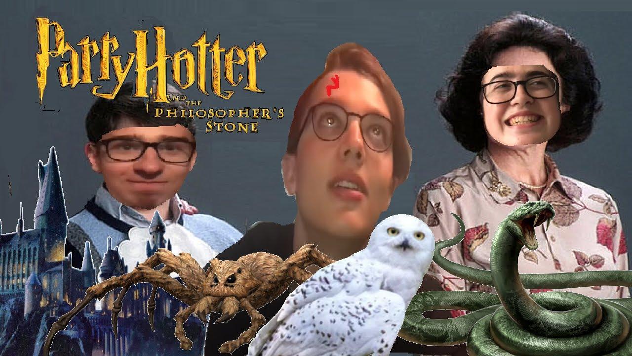 Harry Potter, ale na různé variace