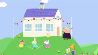 #Peppa Pig *** #Puzzle For #babies #toddlers #kids